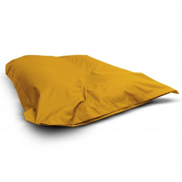Sitzsack XXL Gelb | liegend | Outdoor geeignet